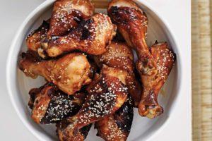 Satay Chicken Drumsticks