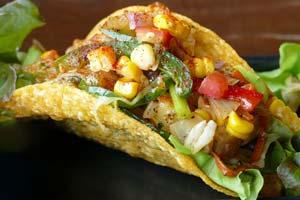 Bean Tacos recipe
